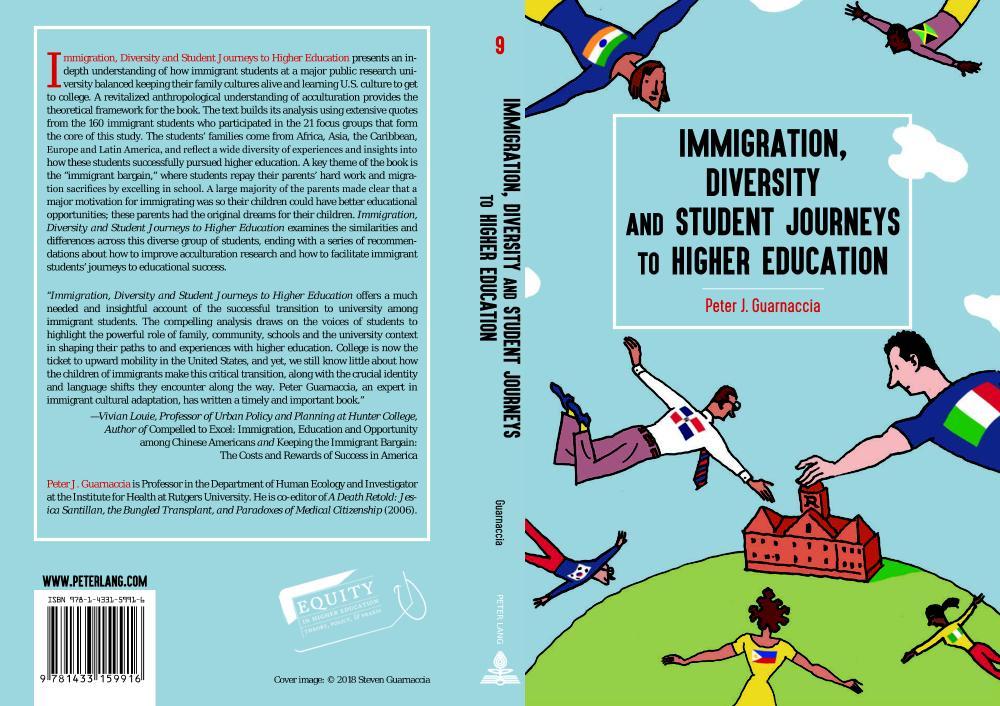 Dr. Peter Guarnaccia book cover